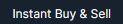 instant buy & sell knapp på bittrex hemsida