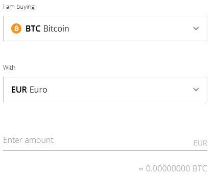 Hur man köper krypto hos Bitstamp