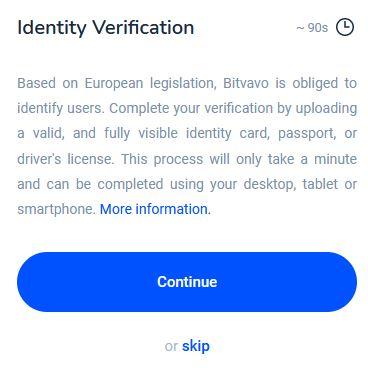 Verifiera ditt konto