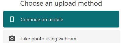 Det är enklast att verifiera sig via mobilen