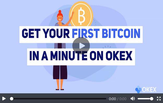 Hjälpsidor och videoguider hos OKEx