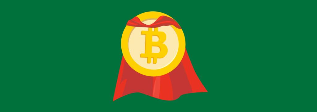 bitcoin är kungen