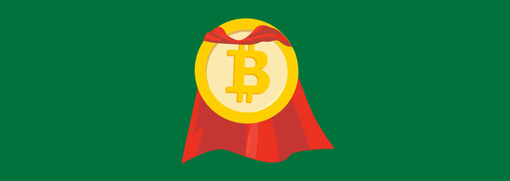 Bitcoin is the king of cryptos