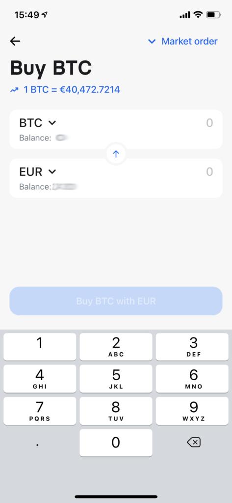 Buy Bitcoin Revolut