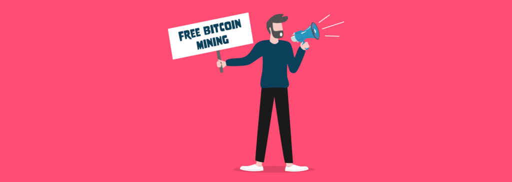 Mine crypto for free