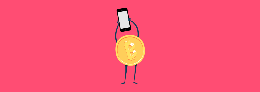 Mobile wallets are easy to use