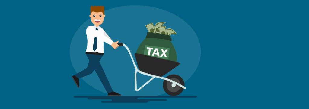 Pay crypto taxes