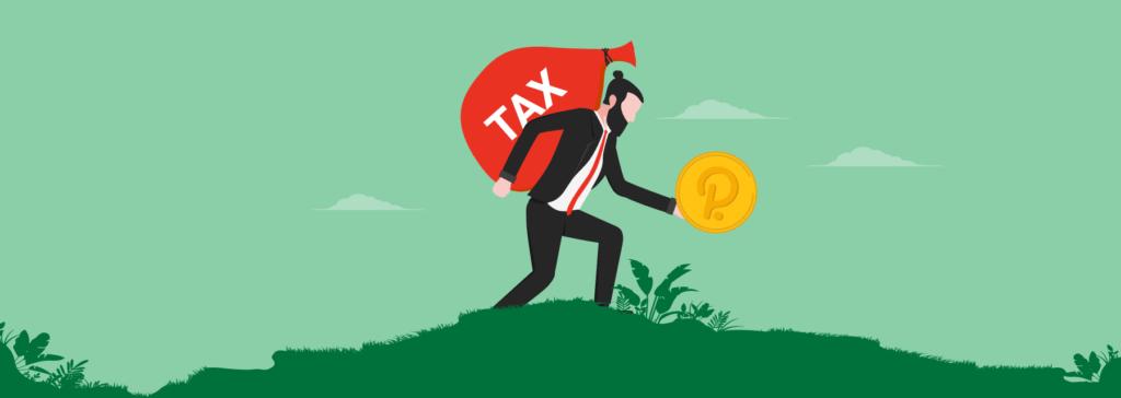 Tax implications for Polkadot