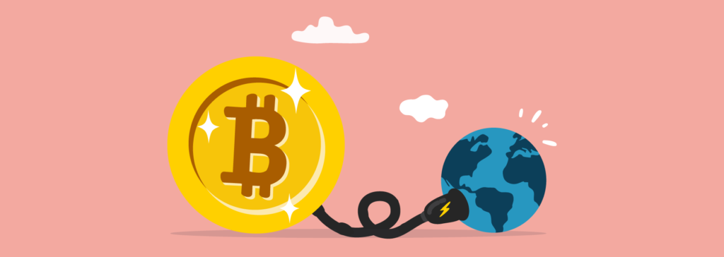 Bitcoin bad for the planet?
