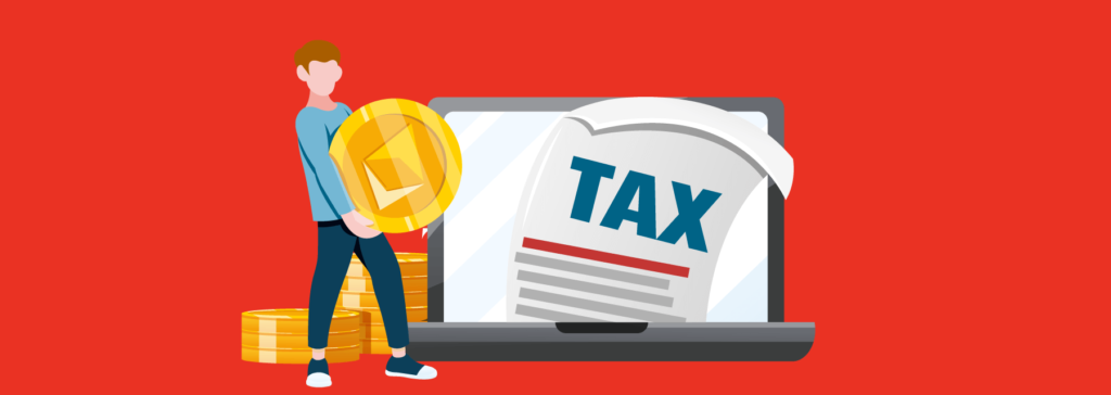 how to deal with tax from ethereum trading