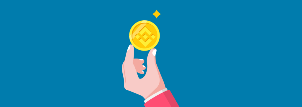 sell cryptocurrency on binance