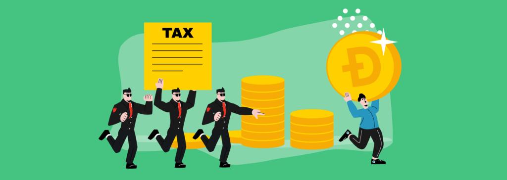 is dogecoin taxable