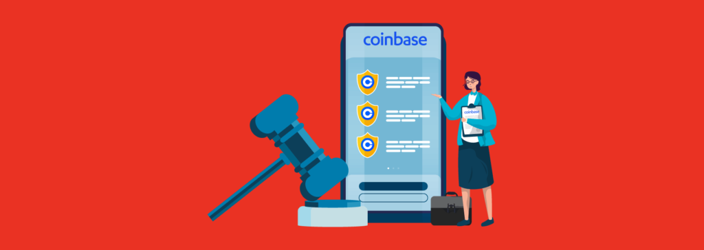 is coinbase legal?