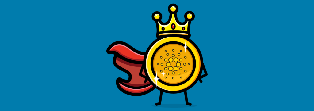 Cardano can become the king of crypto