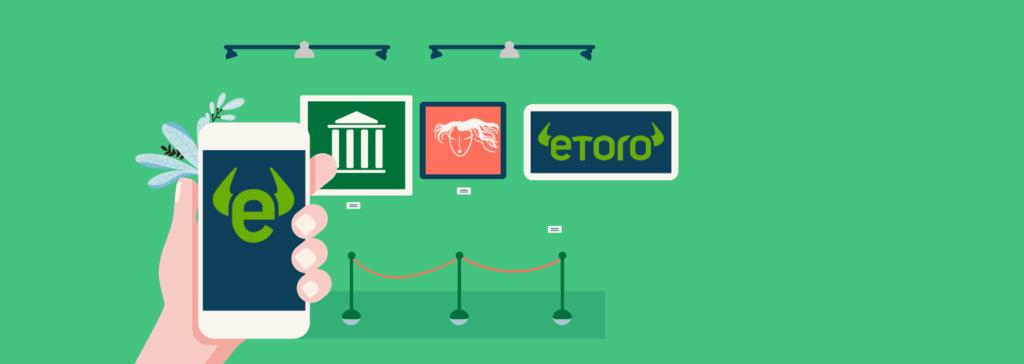 the history of etoro