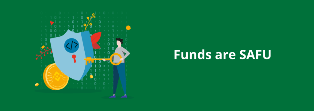 How safe are funds on binance?